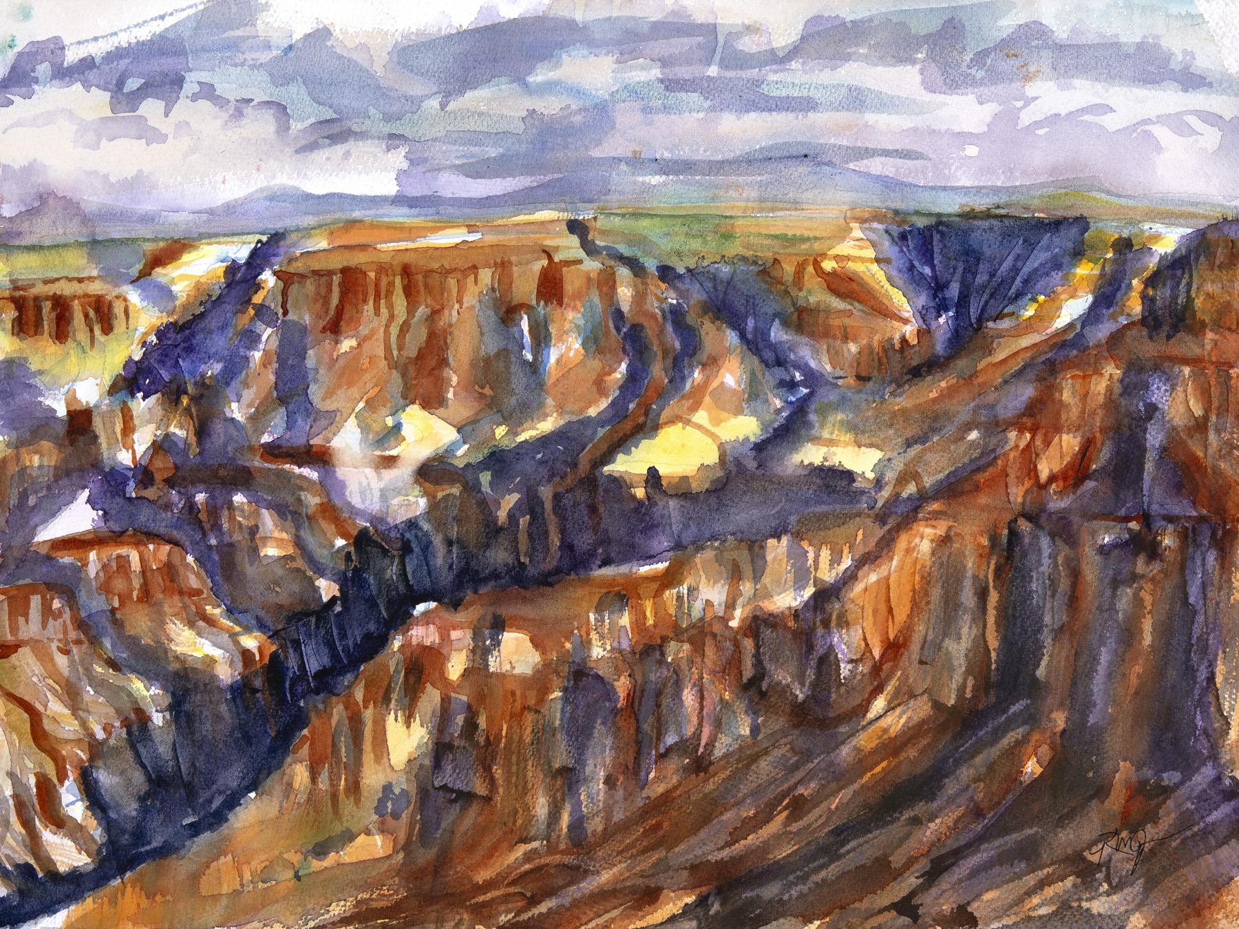 Grand Canyon - 11_25 x 15